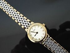 Rotary Gold Plated Case Luxury Wristwatches