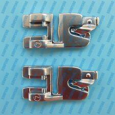 2PCS Snap On Roll Hemmer Foot 4MM for Pfaff # 98-694873-00