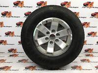 Ford Ranger Alloy Wheel with Bridgestone Dueler 245 70 16 2006-2012