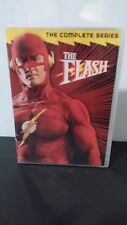 The Flash: The Complete Series (DVD, 2006, 6-Disc Set) Brand New - Free S&H