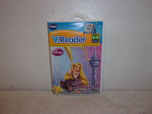 Vtech V.Reader - Disney Tangled - Ages 4-6