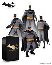 DC Comics Batman 75th Anniversary Action Figure Collector 4 Pack Set 2