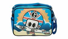 GOLA REDFORD MESSENGER / SCHOOL SHOULDER BAG TADO STYLE NAME BEACHBUM - BLUE