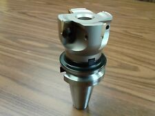 """2-1/2"""" 90 degree indexable face shell mill, BT40 face milling  #506-FMT-212-new"""