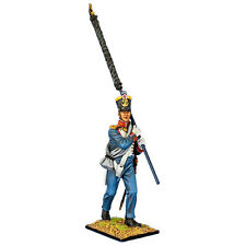 FIRST LEGION NAP0456a French 45th Line Infantry Standard Bearer - Flag Furled