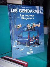 Les Gendarmes Tome 15 - Les Toutous flingueurs - Exemplaire Dédicacé - BD