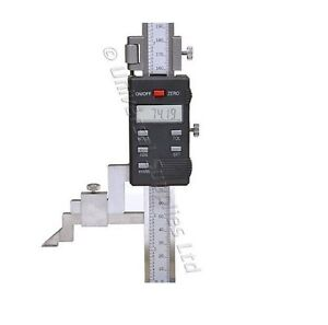 """12"""" / 300mm ABSOLUTE DIGITAL HEIGHT GAUGE WITH TOLERANCE FUNCTION & SCP OUTPUT"""