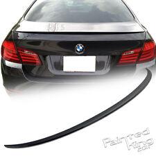 Stock in LA!BMW Paint 10-15 ABS F10 5-Ser M5 Rear Trunk Spoiler Wing 475 Sedan