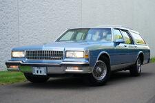 1989 Chevrolet Caprice Classic Estate Station Wagon