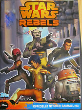 Star Wars Rebels/1 x vuoto sticker album/TOPPS/Disney/NUOVO
