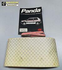 Kit Adesivi Decalcomanie d'epoca Fiat Panda 4R2028 Fiancate Originale