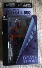 Dc Collectibles Dc Comics Super Villains Arrow Deathstroke Figure Mib