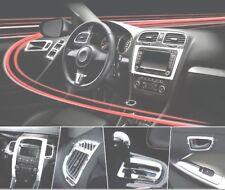 Chrome Interior Molding Kit 13pcs/Set For Hyundai Elantra MD 2010-2012