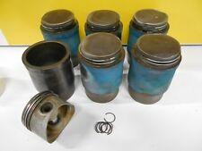 Set cilindri e pistoni completi Alfa Romeo 164 2,0 V6 turbo 12 valvole [6634.18]