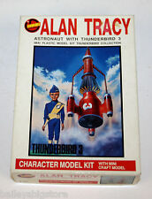 IMAI Thunderbirds  Model kit -Thunderbird 3 & Alan Tracy NEW OLD STOCK