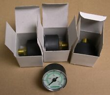 NUMATICS 214-202 GAUGE, 0-30 PSI, LOT OF 4, NEW