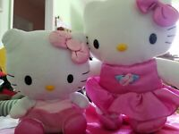Back Pack Hello Kitty bran new custume/ dress up one is a doll with dress.