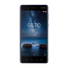 Nokia 8 Dual Sim 128GB polished blue