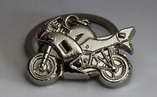 Tankpads24 Metal Zinc Alloy Keychain Ring Keyring Key Chain - Bike MOTORCYCLE