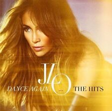 JENNIFER LOPEZ (DANCE AGAIN - THE GREATEST HITS CD SEALED + FREE POST)