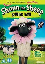Shaun The Sheep - Spring Lamb [2018] (DVD)