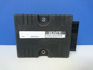 Rover 25 45 Mg Genuine Gearbox Electric Control Unit Uhc000280 Oem Car Part Used