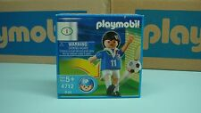 Playmobil Sports series 4712 ITALIAN football player 2005 GEOBRA 164