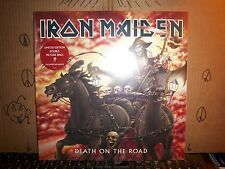 Iron Maiden Death On The Road 2LPS Mint Con. Rec.LP Album Vinyl(792)Limited Edit