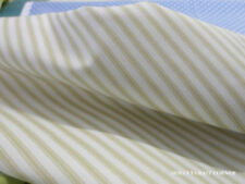 Telas y tejidos color principal azul rayas de 100% algodón para costura y mercería
