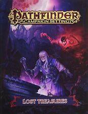Pathfinder Campaign Setting: Lost Treasures NEW Paizo