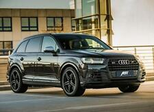 AUDI Q7 ABT EXCLUSIVE BODYSTYLING UPGRADE ONLY