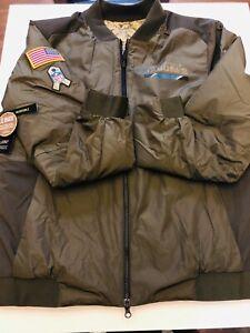 Nike Jacksonville Jaguars Salute to Service Reversible Jacket Men Size XL 888692