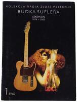 BUDKA SUFLERA Kolekcja Radia Zlote Przeboje 1974-2005 CD Polish Prog Rock Import
