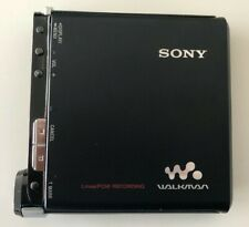 Sony Walkman Personal MiniDisc Player - MZ-RH1