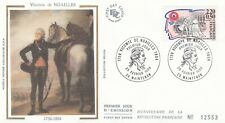 FRANCE 1989 FDC VICOMTE DE NOAILLES YT 2566