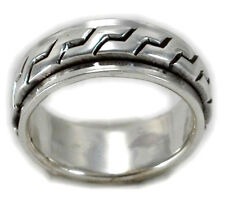 Men's Spinning Ring Sterling Silver 925 Best Deal Jewelry USA Seller Size 13
