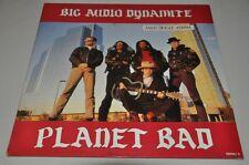 "Big Audio Dynamite-PLANET BAGNO - 12"" MAXI-SINGLE DISCO VINILE LP"