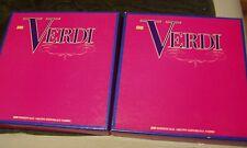 GIUSEPPE VERDI BOX 20 LP - CLASSICA - ERI RAI FABBRI