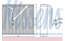 NISSENS Evaporador aire acondicionado 92163