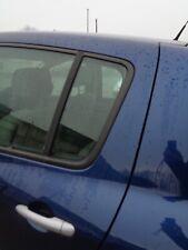 RENAULT MEGANE 2007 5 DOOR HATCHBACK R//R 43R000015 FLY WINDOW QUARTER GLASS