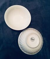 2 — Gibson Designs ARIA-WHITE Soup Cereal Bowl 4505970