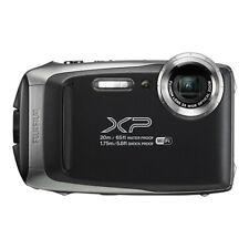 Cámara Digital Fujifilm Finepix XP135 16.4MP Silver Oscuro Full-HD Wi-fi Bluetooth