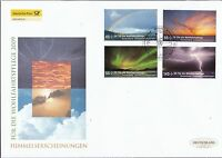 BRD 2009 Deutsche Post FDC MiNr. 2707-2710  Himmelserscheinungen