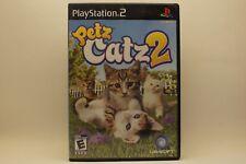 Petz Catz 2 (Sony PlayStation 2, 2007)