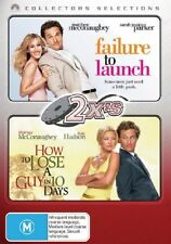 Failure To Launch and How To Lose A Guy In 10 Days DVD=2 DISC COLL. EDITION=NEW