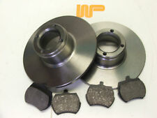 CLASSIC MINI - 8.4 INCH FRONT BRAKE DISC SET WITH PADS - GBP281-KIT