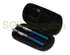 BLUE Rechargeable Electric Shisha Hookah 2 Pen Set + 1 Free Flavour Mix Fruit