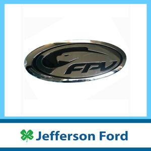 Genuine Ford FPV Oval Grille Badge For Falcon FG  + MK (Special order)