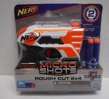 Nerf Micro Shots Blaster Crossfire White New