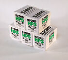 Ilford HP5 Plus 35mm 400 ISO Black & White Camera Film 24 exposure PACK OF 5